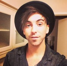 """""""Heeeeello, there! My name is Alex. I'm 26, and I'm single.. But I definitely have my eye on someone.. I'm in a band called All Time Low, you may have heard of us. In that band, I sing, play guitar, piano, aaaand keyboard. I'm actually a 5 year old in a grown mans body, if you couldn't tell. I don't actually go to the school, but I'm just.. Around. AND YEAH, Okie bye."""""""