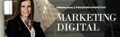 Vai iniciar dia 26 de maio o Programa Avançado de Marketing Digital, integrado no plano de  Formação de Executivos (UMinho Exec) da Escola de Economia e Gestão da Universidade do Minho. Marketing Digital, Minho, Fictional Characters, School, Colleges, Events, Fantasy Characters