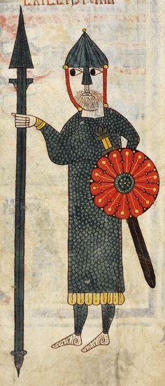 1109 Santo Domingo de Silos, Spain BL Additional 11695 Beatus of Liebana (Silos Apocalypse)