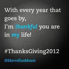 Happy #Thanksgiving2012 :)!