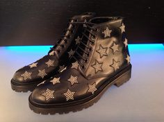 Boots by Saint Laurent at #IlDuomoNovara  www.ilduomonovara.it