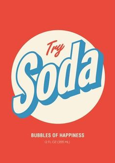 2015 Soda Bubble of Hapiness Advertising www.bullesconcept.com