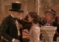 """Dr Meade:""""you've got to listen to me; you must stay here.""""  Aunt Pittypat:""""without a chaperon Dr Meade?""""  Dr Meade:""""good heavens woman, this is war not a garden party! Scarlett you've got to stay; Melanie needs you."""""""