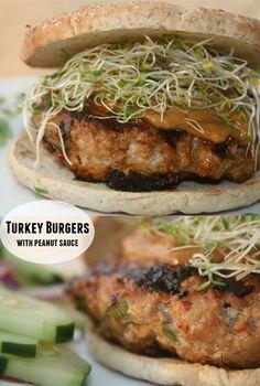 Turkey Burgers with