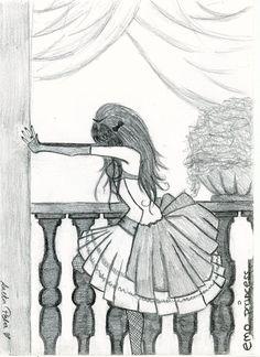 emo drawings | emo princess by aneta177 digital art drawings paintings people ...