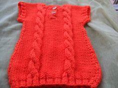 maxi maglia vestito bimba, by maglieria magica, 29,90€ su misshobby.com