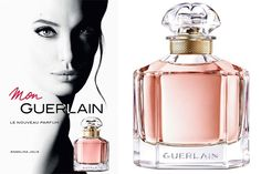 Mon Guerlain Fragrance new floriental with notes of lavender, jasmine, vanilla and sandalwood