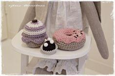 ripaus tunnelmaa: crochet sweets