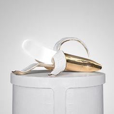 Glowing Bronze Banana Lamps By Studio Job – iGNANT.de