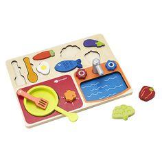 Home /0-3 años /Juguetes para niños de 1 a 3 años /Puzzles de madera, coordinación y construcciones