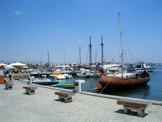 Paphos Harbour, Cyprus, so special