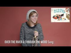 OVER THE RIVER & THROUGH THE WOOD Song - book by Linda Ashman, illustrated by Kim Smith
