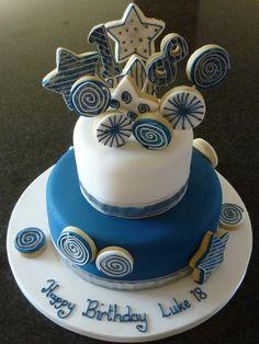 18th birthday cakes | Birthday Cakes 18th Cookie Birthday Cake