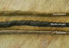 Dreadlocks Extensions FAQs including human hair and synthetic single & double ended dreads Extension Dreadlocks, Dreadlock Extensions, Dreads Styles, Curly Hair Styles, Partial Dreads, Half Dreads, White Girl Dreads, Pink Dreads, French Braids
