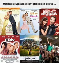 Funny pictures about Matthew McConaughey can't stand up by himself. Oh, and cool pics about Matthew McConaughey can't stand up by himself. Also, Matthew McConaughey can't stand up by himself photos. Funny Cute, Really Funny, Hilarious, Funny Sexy, Matthew Mcconaughey Movies, Matt Mcgorry, Surfer Dude, Funny Posters, Movie Posters
