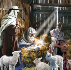 The spirit of Christmas. Artist Richard Macneil .. Discussion on LiveInternet - Russian Service Online Diaries