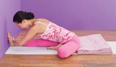 Use this yoga practice to better your forward folds.