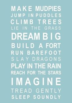 Live, love, but above all things... Imagine