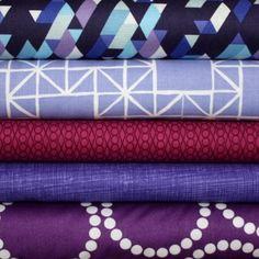 Robotussin Bundle : Fat Quarters : Quilting Cotton : www.backstitch.co.uk