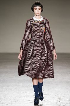 Stella Jean, Осень-зима 2015/2016, Ready-To-Wear, Милан