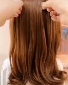 diy hairstyles fashionable easy DIY long hair hairstyle tutorials in 2020 Weave Ponytail Hairstyles, Cute Hairstyles For Short Hair, Pretty Hairstyles, Easy Bun Hairstyles For Long Hair, Easy Wedding Guest Hairstyles, Brown Hairstyles, Wedding Hairstyles Tutorial, Female Hairstyles, Medium Hair Styles