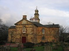 Old Parish Church Hamilton - William Adam (architect) - Wikipedia, the free encyclopedia
