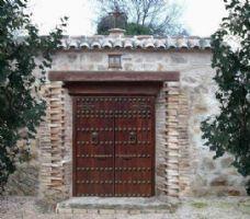 Puerta antigueña