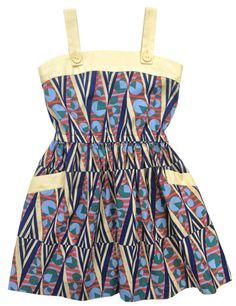 Sonya Sun Dress
