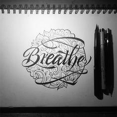 Breathe on Behance