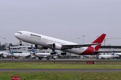 Image result for qantas 767