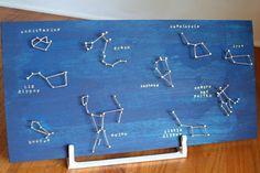 Constellation Art!