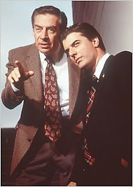 Briscoe and Logan - the greatest team ever on any Law and Order