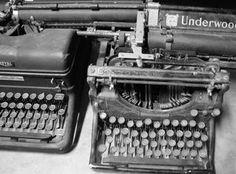 love old typewriters