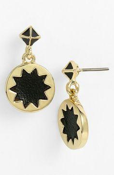 House of Harlow 1960 Sunburst Drop Earrings