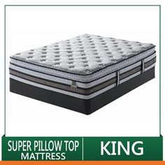 California King I Series Merit Super Pillow Top Mattress Set Mattress Sets, Pillow Top Mattress, Queen Mattress, Best Mattress, Memory Foam Mattress Topper, Nebraska Furniture Mart, Great Night, Body Heat, Polyurethane Foam