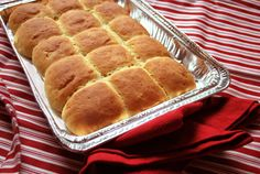Traditional Hot Dog or Slider Buns | using Pamela's Bread Mix