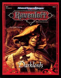 AD&D: RR1 Darklords ~ TSR (1991)