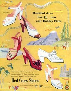 Beautiful shoes that fit into your holiday plans!