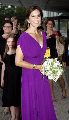 Crown Princess Mary at Kronborg for the Index Awards, 29 August 2013