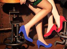 Chromatic Gallerie heels