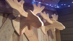 Steigerhouten Moose