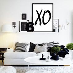XO print, Scandinavian Print,Affiche Scandinave, Printable wall art, Guest Room, Entryway, by Quotevational on Etsy https://www.etsy.com/listing/270930722/xo-print-scandinavian-printaffiche