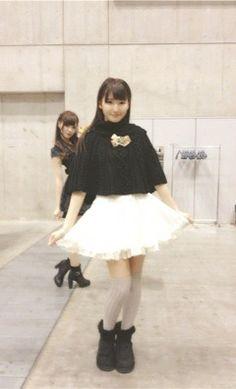 乃木坂46 (nogizaka46) Inoue Sayuri (井上小百合) Shiraishi Mai (白石麻衣)