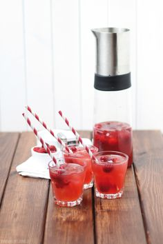 Homemade Apple Fruit Ice Tea made with a Tea-Jay® by http://dreierlei-liebelei.blogspot.de