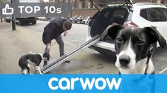 Nissan X-Trail 4Dogs - see its cool canine-friendly features | Top10s - YouTube