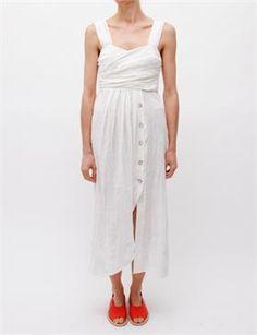 Rachel Comey Townee Dress - White