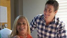 Home and away Brix and Ricky are having a boy !