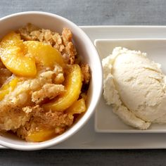 Chef G. Garvin | Peach Cobbler I must learn to make this!!!!