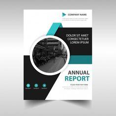 Blue creative annual report book cover t. Poster Design Layout, Graphic Design Brochure, Corporate Design, Flyer Design, Web Design, Medical Brochure, Create Business Cards, Annual Report Design, Catalog Design