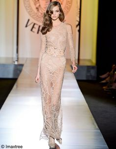 Atelier Versace, Yes we bling FW12/13